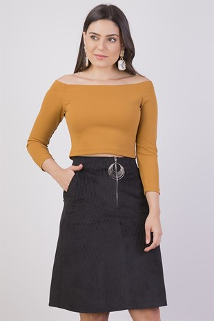 Apsen Skirt with Pockets 2130/63
