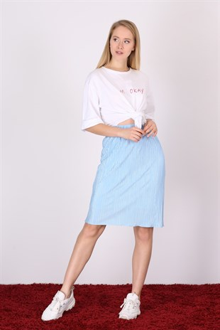 Apsen Pleated Skirt 1996/63
