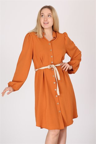 New Season Button Tunic 4077/100